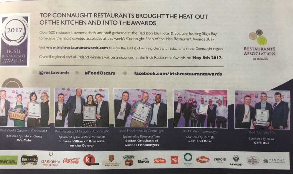 Top Connaught Restaurants brought the heat out...